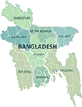 Divisions of Bangladesh